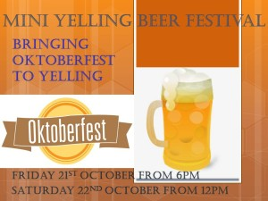 Mini Yelling Beer Festival2