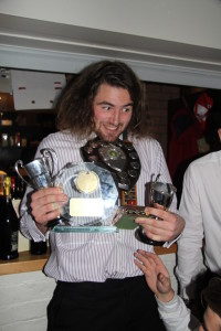 Dominic Ascroft-Walker, Club Captain