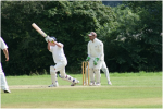 Tom Johnson batting